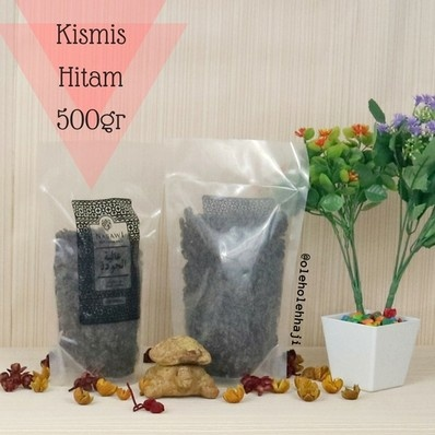 Black Raisin Kismis Hitam 500gr