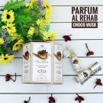Parfum Al Rehab Choco Musk Roll On