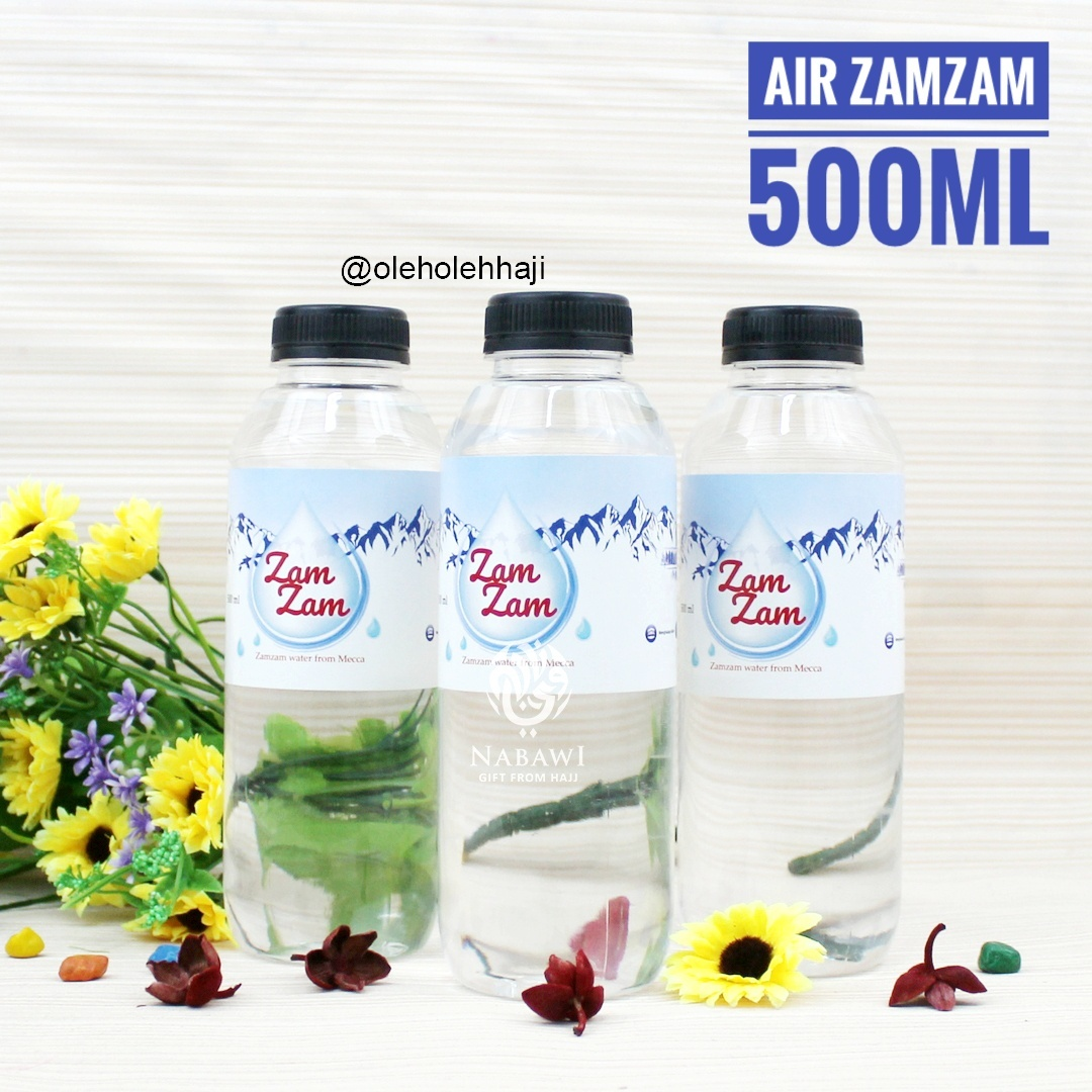 Air Zam-zam 500ml